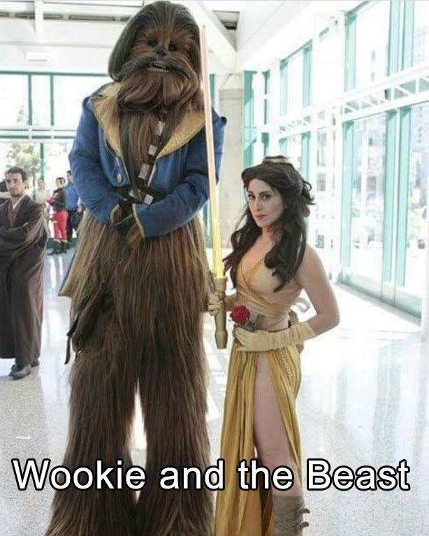 wookie-and-the-beast