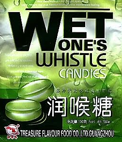 wet ones whistle