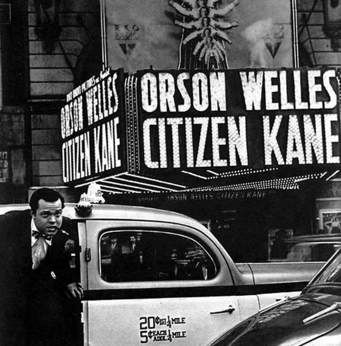 orson welles citizen kane premiere