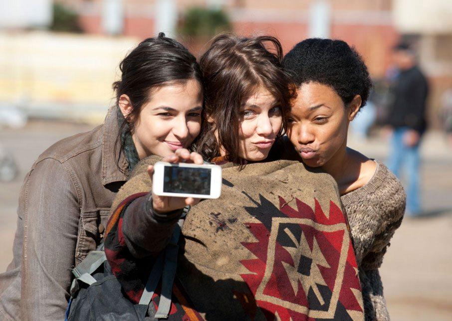 walking-dead-selfie-funny