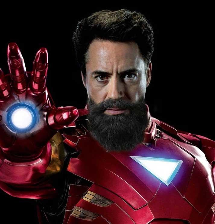 iron-man-with-a-beard