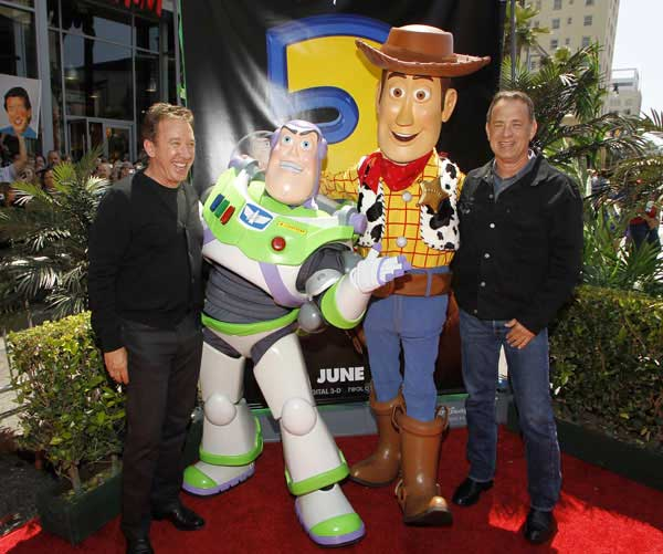 toy story premiere