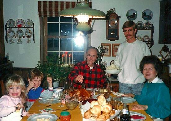 thanksgiving weird