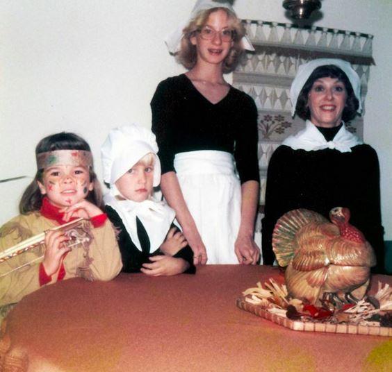 thanksgiving weirdo