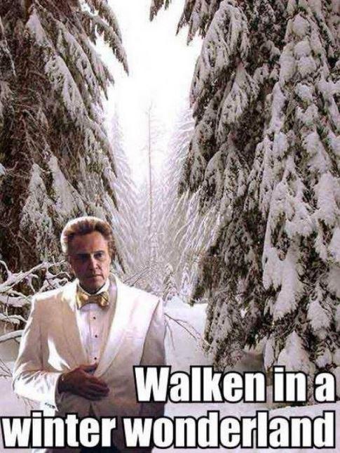 walken winterwonderland