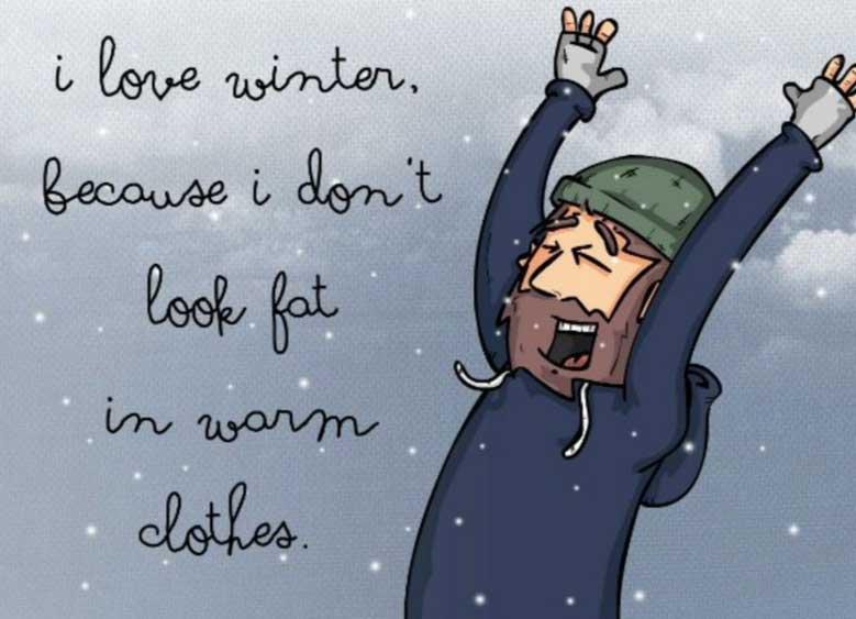 love winter memes