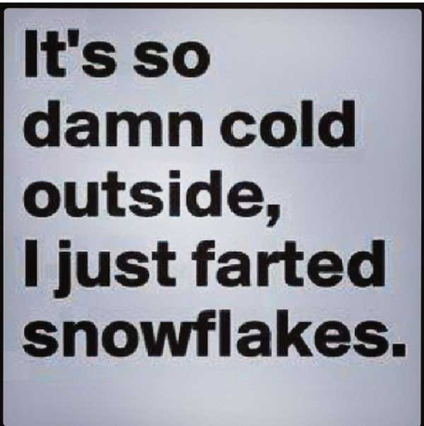 cold fart