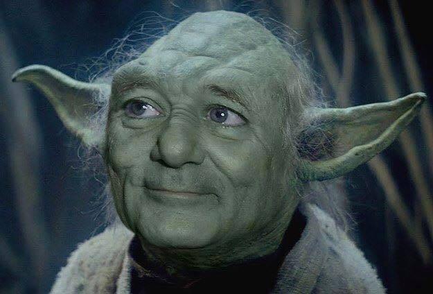 Star Wars Recast: Other Celebrities as Star Wars ...