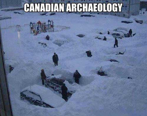 canadian winter