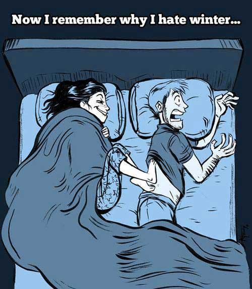 winter meme funny