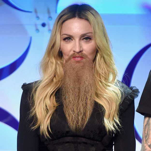 madonna-beard