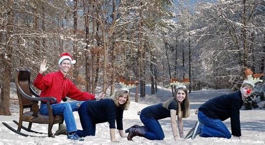 worst family fail christmas