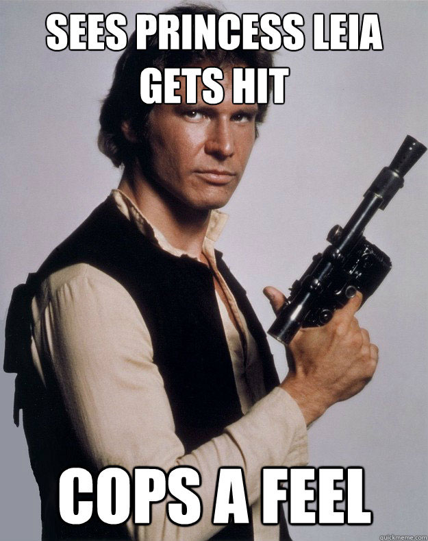Funny Star Wars Meme Picture