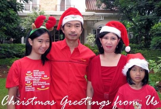 family christmas sad