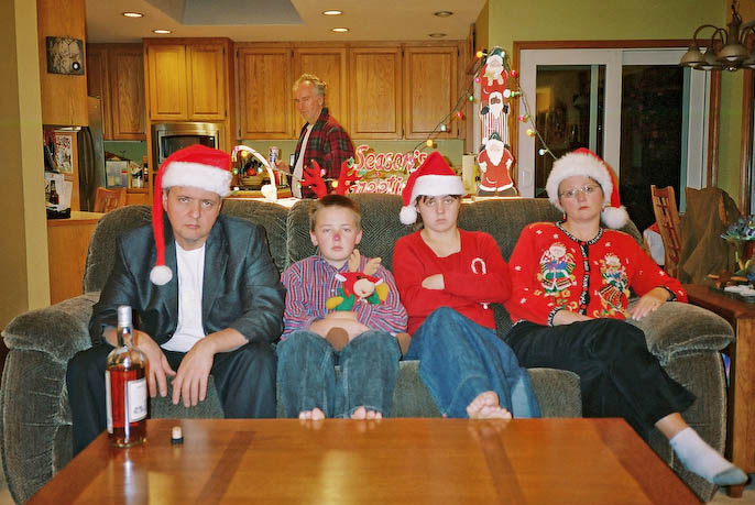The 50 most awkward christmas family photos ever gallery wwi worst family portraits christmas m4hsunfo
