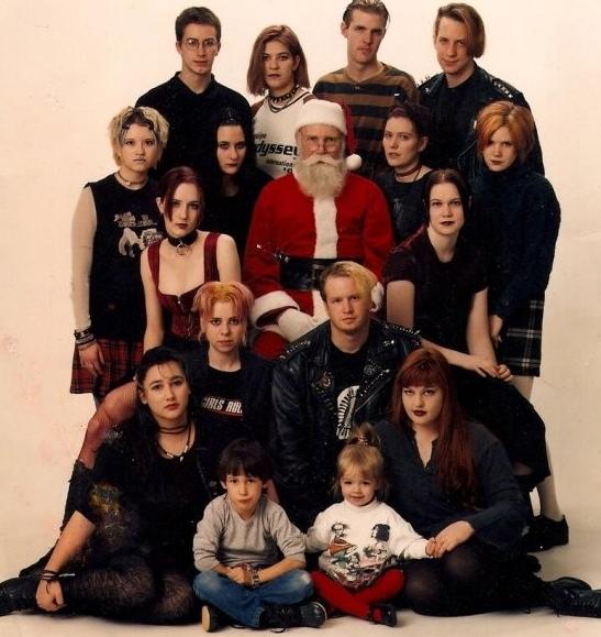 worst portraits christmas ever - Awkward Christmas Family Photos