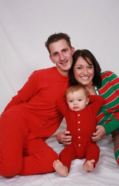 weird christmas family photos