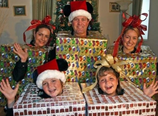 christmas gifts family