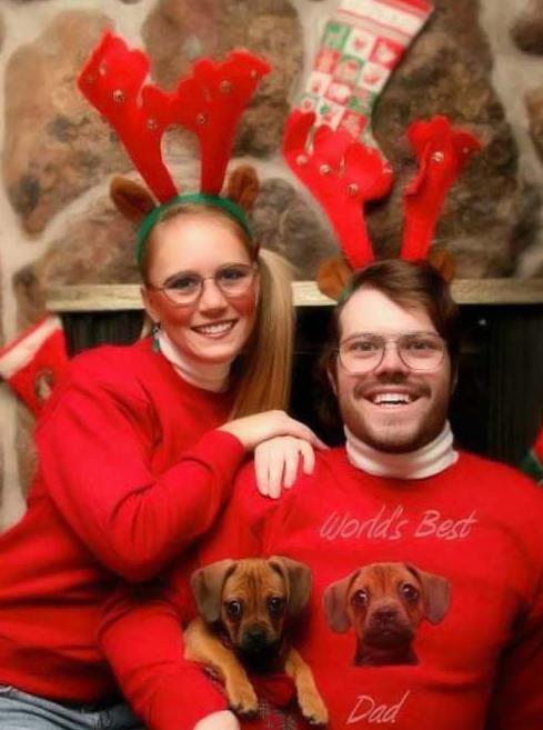 weird christmas pets