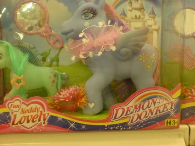 demon donkey
