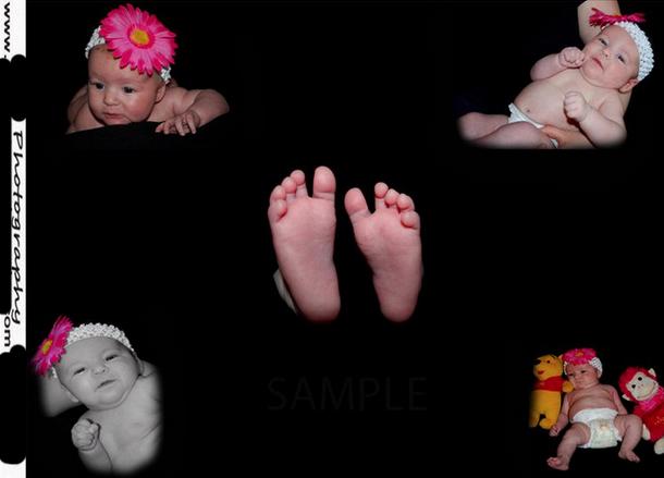 worst baby photography