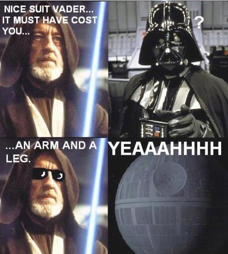 best star wars meme Star Wars: 15 Hilarious Sith Memes That Would Make Darth Vader Cry
