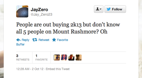 tweet fail mount rushmore