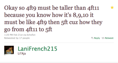 tweet fail height