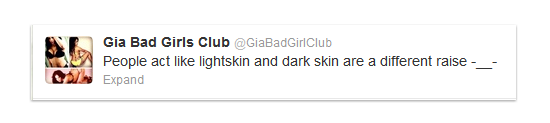 bad girls club tweet