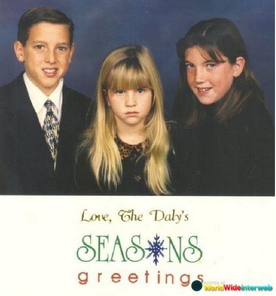 funniest family christmas cards