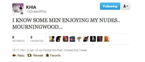 twitter mourning wood