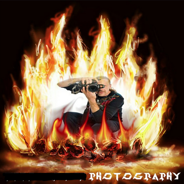 scary professional photography