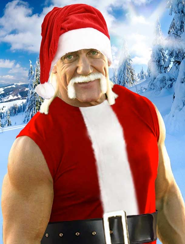 showing 1st image of The Celebrity Experience Scam Celebrities As Santa Claus (GALLERY) | WorldWideInterweb