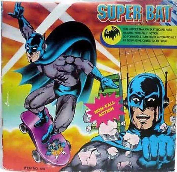 super-bat