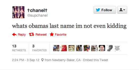 obama last name