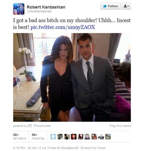 kardashian tweet