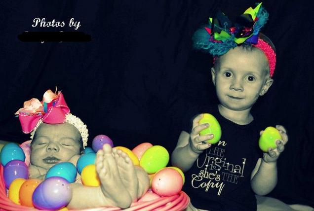 terrible baby photographs