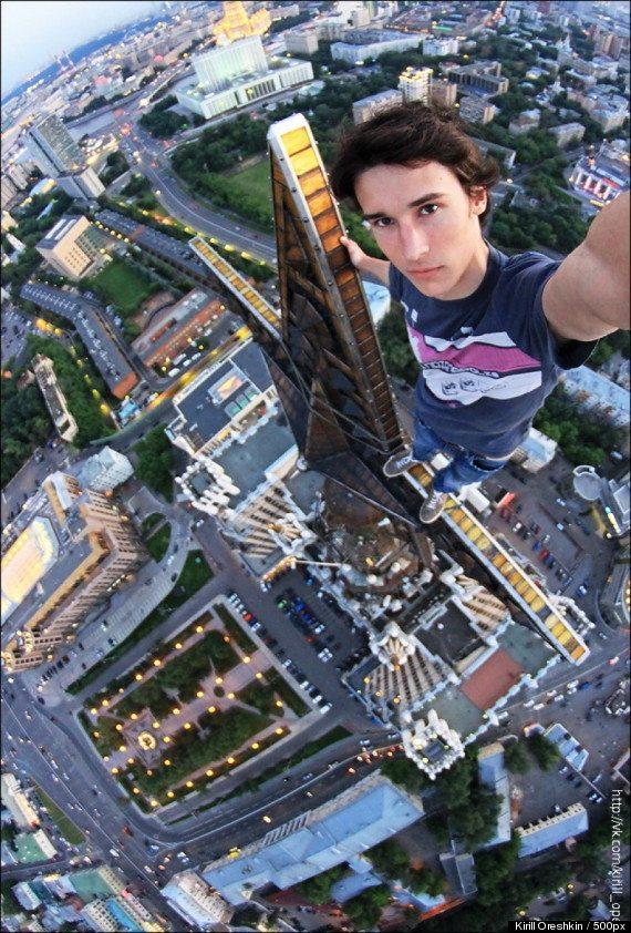 epic selfie
