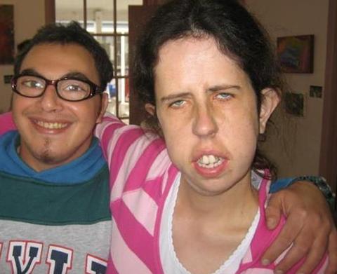 weirdest couple ever