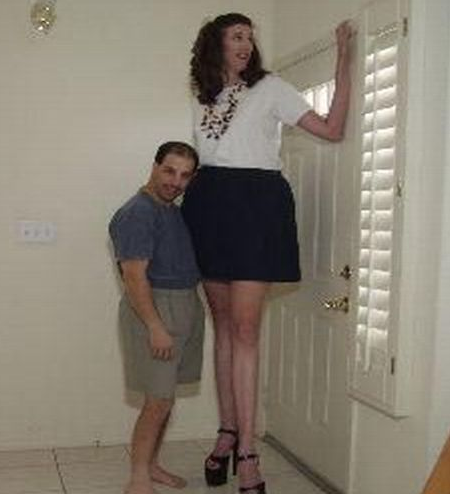 couples tall