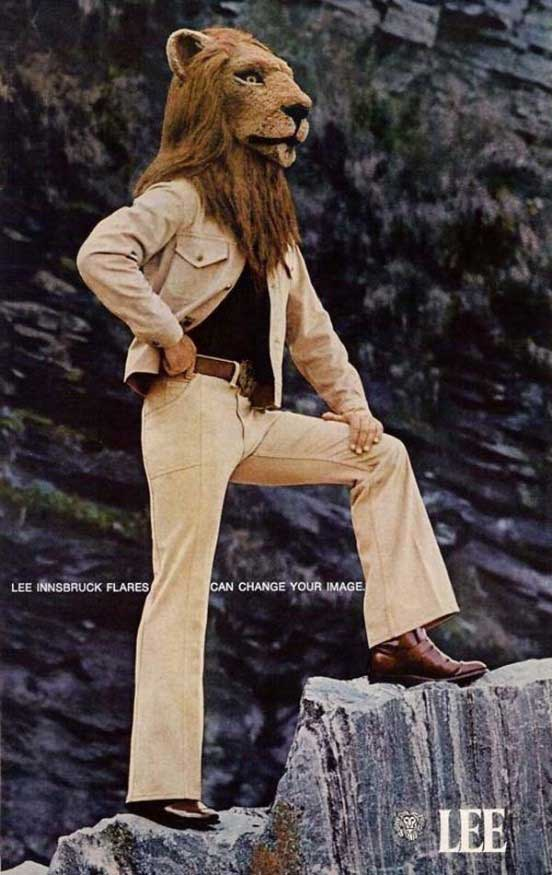 d08109428cf9c 1970 s Fashion for Men  The 50 Funniest and most Insane Ads
