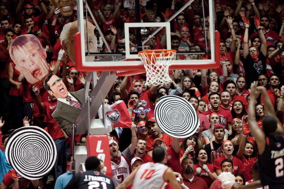 The Funniest Free Throw Distractions in College Basketball History (GALL