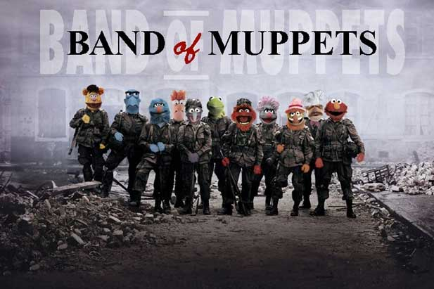 band of muppets