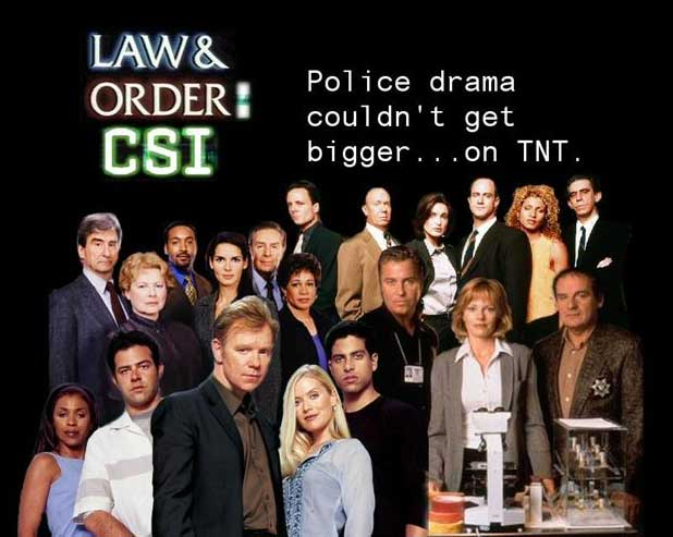 law and order csi