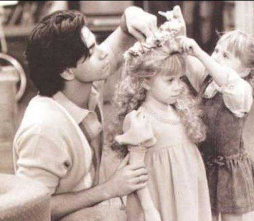 behind the scenes full house
