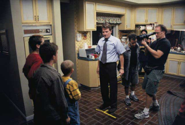 malcom in the middle behind the scenes