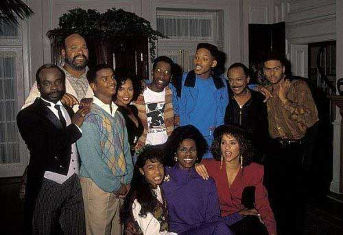 fresh prince behind the scenes