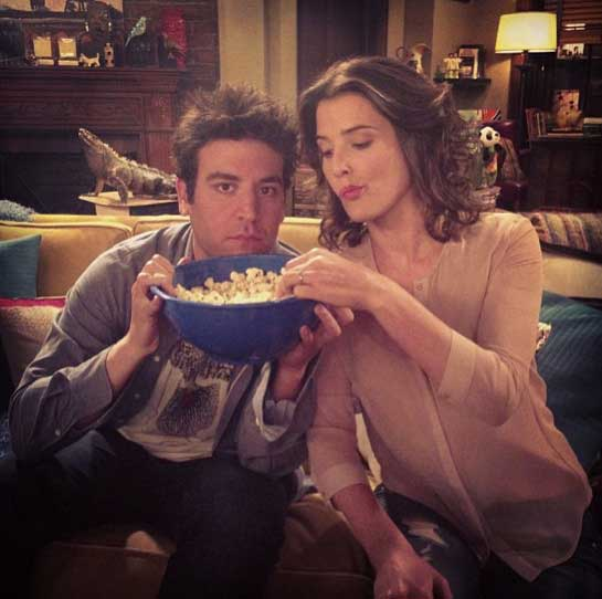 how i met your mother behind the scenes