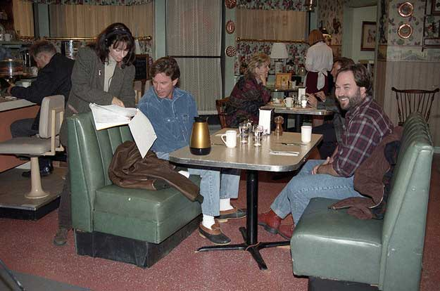 home improvement behind the scenes