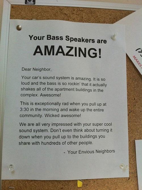 neighbor-car-note